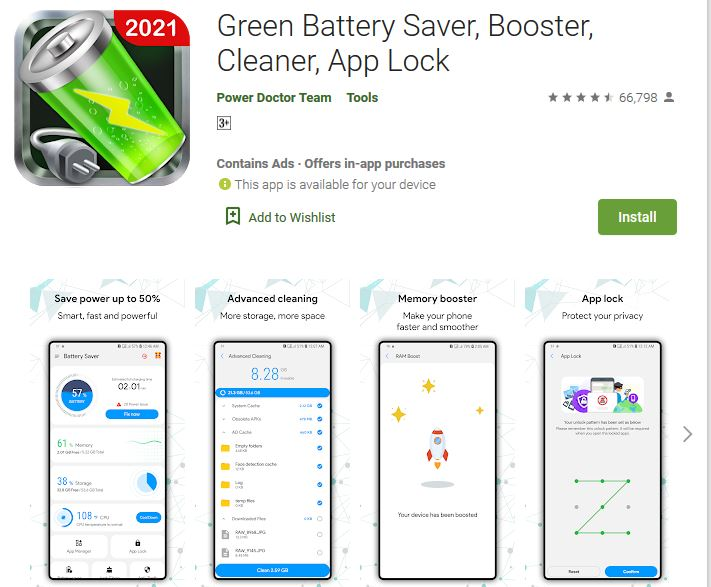5 best free battery saver app for android 2021 (working)