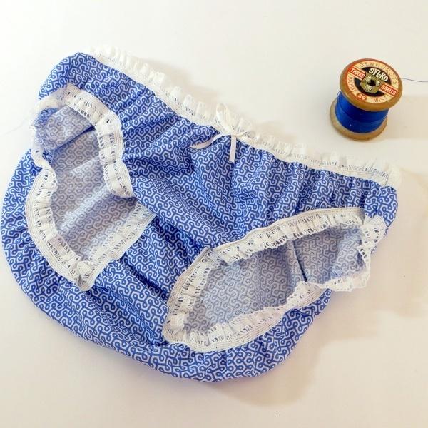 sewing knickers by lazy daisy jones