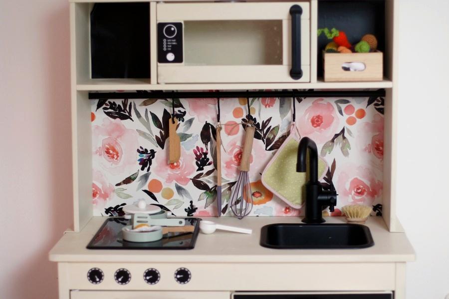 Ikea Kinderküche basteln