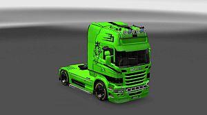 Vabis v2 paint job for Scania Streamline