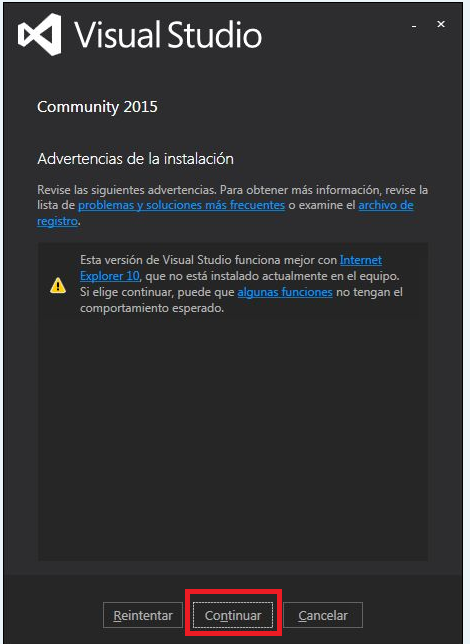 visual studio 2015 community crack
