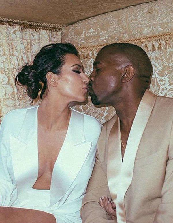 """Thank you for being the best husband and father"" – Kim Kardashian & Kanye West celebrate Third Wedding Anniversary"