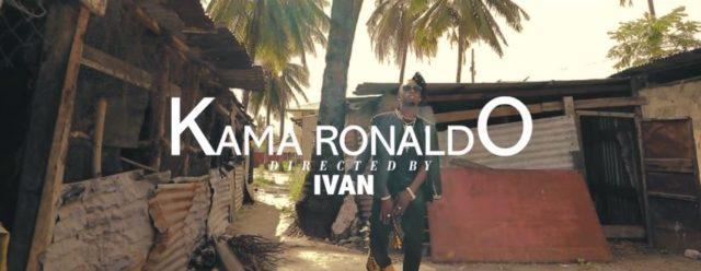 Sholo Mwamba - kama Ronaldo Video