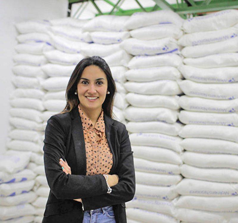 Ingrid Reyes nutricionista