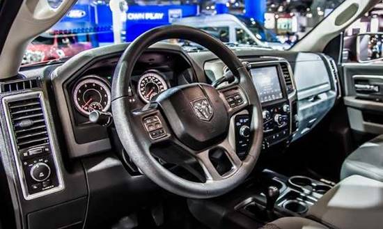2017 Dodge RAM 2500 Tradesman Review