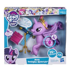 My Little Pony Talking Ponies Twilight Sparkle Brushable Pony