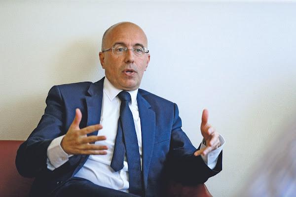 """Éric Ciotti : """"Si nous ne défendons pas notre identité, nous allons disparaître"""""""