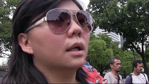 Dinar Candy Jadi Tersangka, Veronica Koman Heran: Ini Logika Hukumnya Gimana Dah