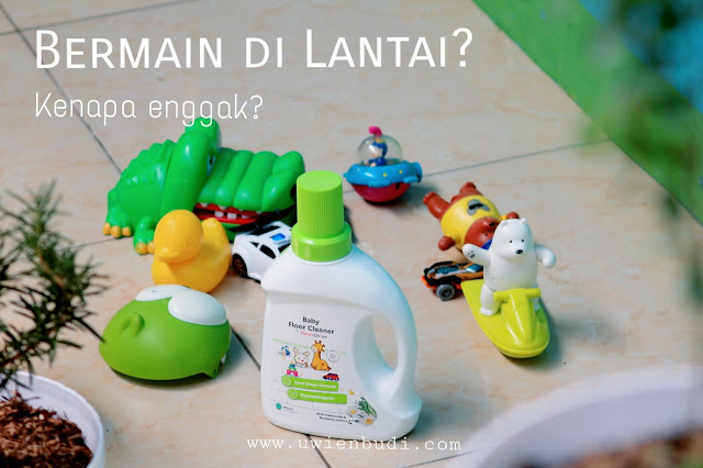 review mamas choice baby floor cleaner aman untuk bayi