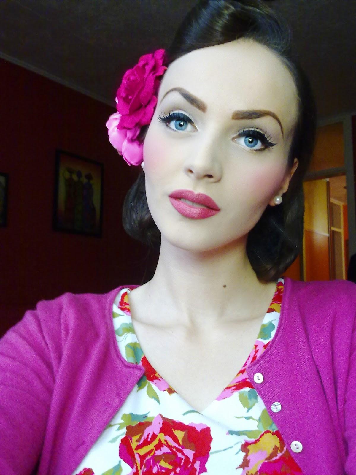 Idda Van Munster: Max Factor Review 2: Pink. Rose. Coral
