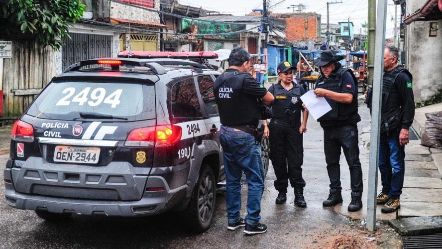 Polícia prende sargento da PM e esposa por dupla tentativa de homicídio