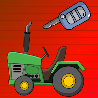 G2J Find The Tractor Key