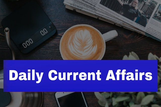 Current Affairs 2 April 2020.Current Affairs Of 2nd April 2020-Hindi & English