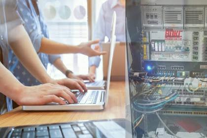 Kumpulan blog yang berisi materi jaringan komputer