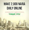 How To Make N500, N1000, N2000 Daily As A Naijahow Affiliate