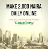 How To Make N500, N1000, N2000 Daily As A Naijahow Affiliate