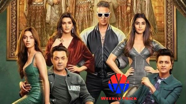 Housefull 4 Full Movie Download 720p Leaked By Tamilrockers