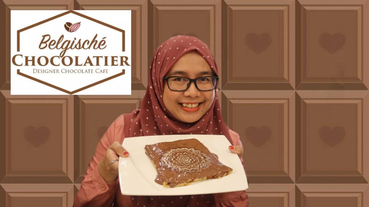 Dunia Penuh Coklat di Belgische Chocolatier Mont Kiara
