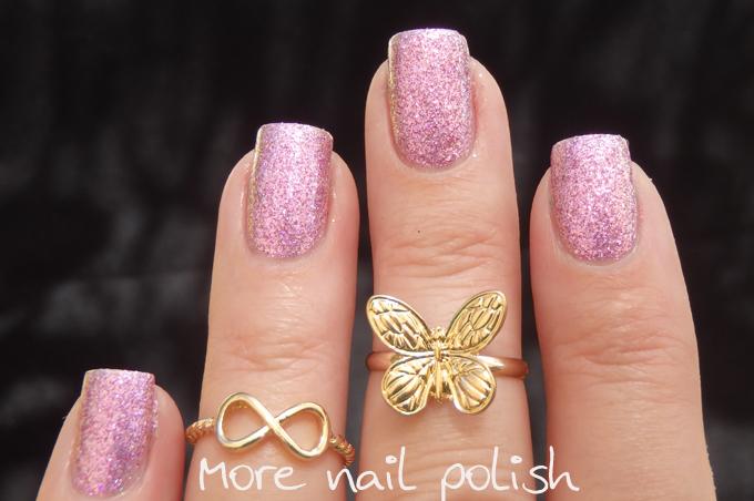 JOSS 2014 Glitter Collection ~ More Nail Polish