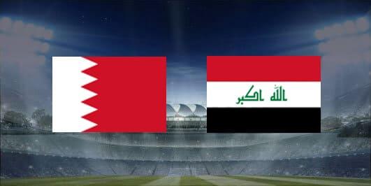 مباراة العراق والبحرين بتاريخ 05-12-2019 كأس الخليج العربي 24