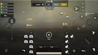 Cara Setting Kontrol PUBG Mobile Paling Nyaman di Mainkan 2019