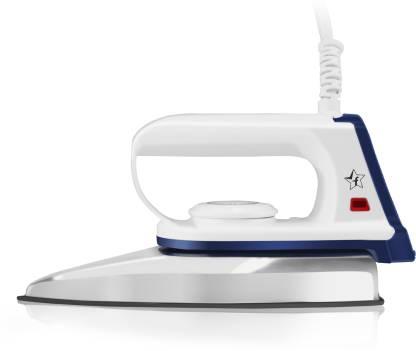 Rs,306/- Flipkart SmartBuy 750 W Dry Iron  (White, Blue)