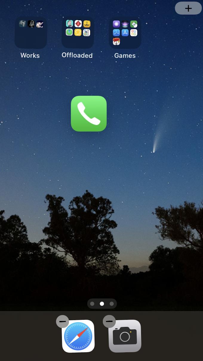 iPhoneで大事なアプリをうっかり「ホーム画面から取り除く」してしまった時の対処法