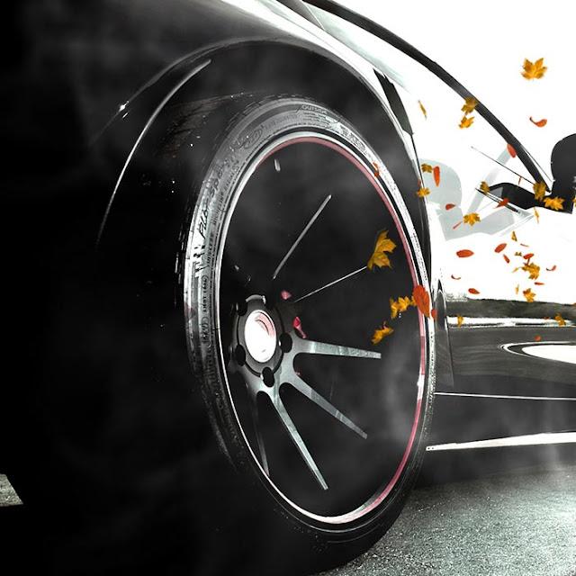 Chevrolet Corvette Wallpaper Engine