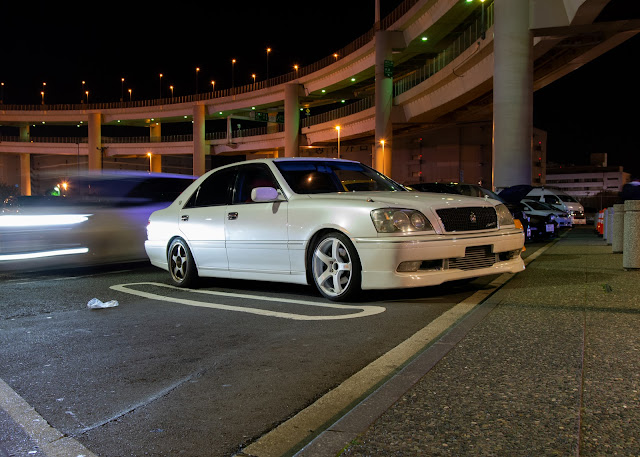 JZS171 Toyota Crown Drifter
