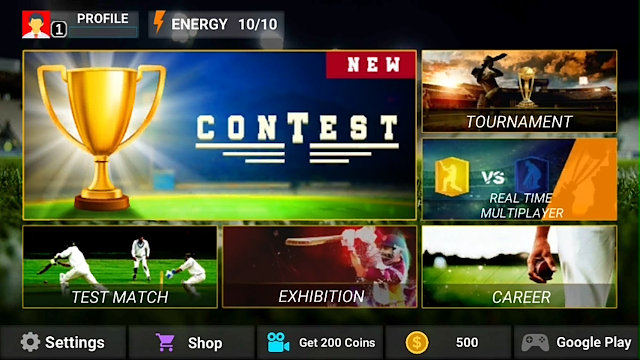 Cricket Lite 3D New Update
