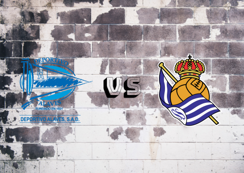 Deportivo Alavés  vs Real Sociedad Resumen