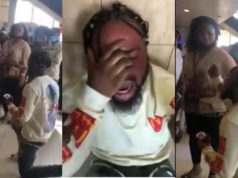 Man cries out: I exchanged my Manhood for money (Watch Video)