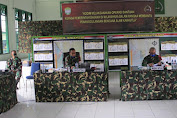 Dandim Aceh Selatan: Latposko I Ini Sebagai Ajang Persamaan Persepsi Pada Pelaksaan Tugas Yang Sebenarnya