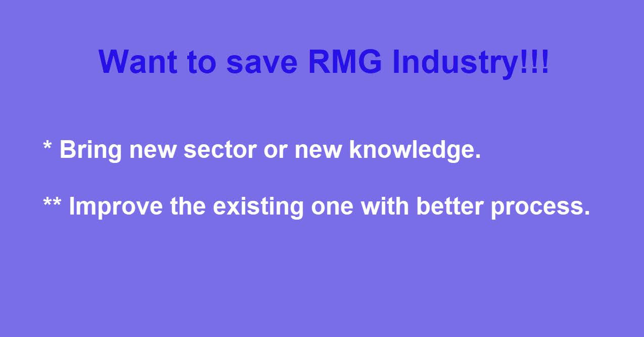 RMG Industry in Bangladesh