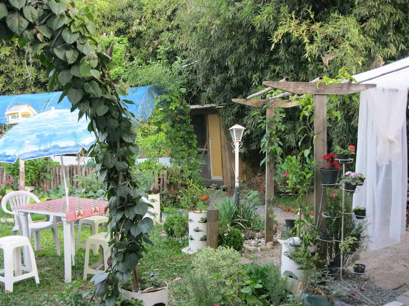 horta jardim e pomar:Plantando o Verde e o Verbo: Horta, pomar e paisagismo natural : Nosso