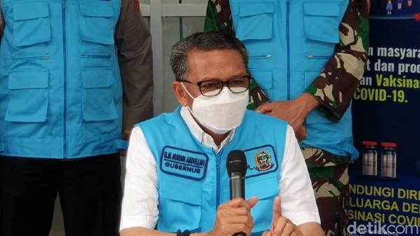 Gubernur Sulsel Batal Divaksin Karena Kerabat Positif COVID: Bagaimana Nakes?