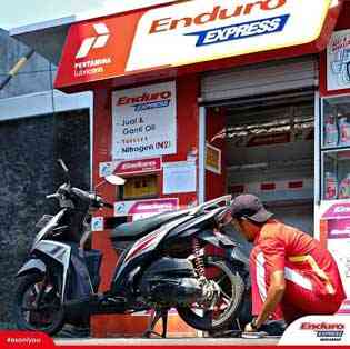 Lowongan Kerja Operator Enduro Express di Makassar