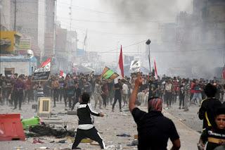 Empat Orang Ditembak Mati Dalam Demo Pendukung Ulama Syiah
