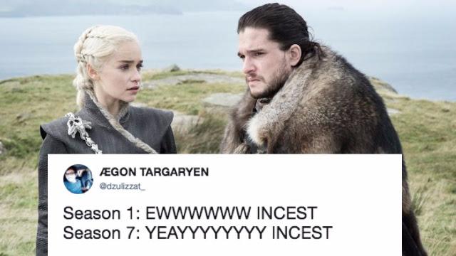 Tunggu Dulu ,<i>Game of Thrones</i> Itu Cerita Kekerasan dan Incest
