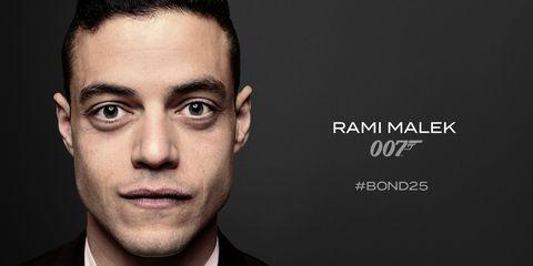 Rami Malek puso condiciones para su papel de villano en la próxima James Bond
