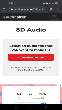 How to Make 8D Audio on Android and iPhone