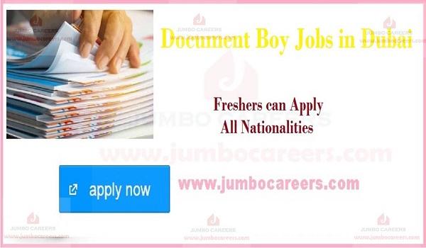 Available Dubai Office Jobs, Current Jobs in Duabi,