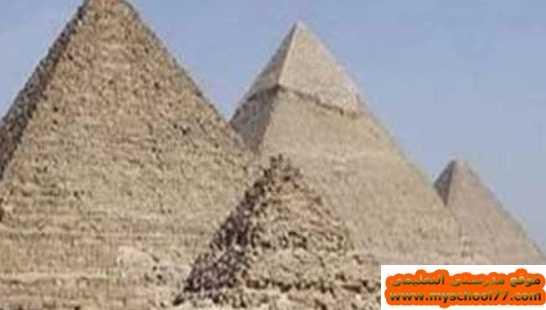السياحة  الثقافية فى مصر