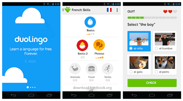 تحميل برنامج دولينجو للكمبيوتر والموبايل مجاناً Download Duolingo
