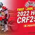 VIDEO - First Look - New 2022 Honda CRF250R  Full Performance  (Honda apresenta  CRF250R 2022 )