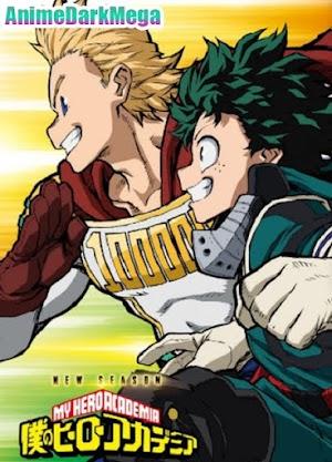 [AnimeDarkMega] Descargar Boku no Hero Academia Season 4 [25/25] por mega