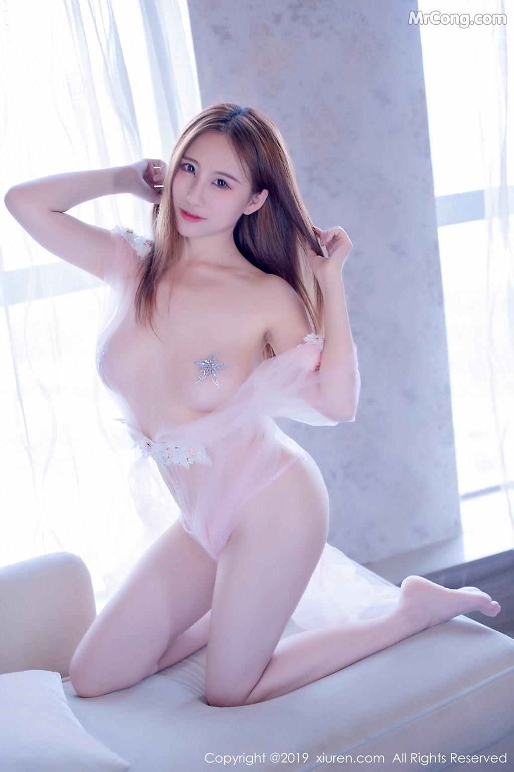 Image XIUREN-No.1643-Yue-Yin-Tong-MrCong.com-044 in post XIUREN No.1643: Yue Yin Tong (月音瞳) (50 ảnh)
