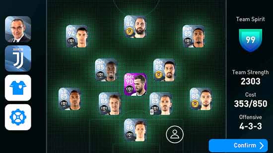 eFootball PES 2020 Mod Apk For Mobile Device