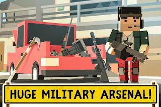 Game quân sự bắn súng Online Android