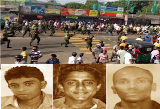 Opening fire at Rathupaswala protesters A crime